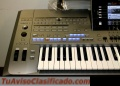 Yamaha Tyros5-61 Arranger Workstation Keyboard STAGE ESSENTIALS BUNDLE