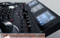 Numark NS7III | 4-Channel Motorized DJ Controller & Mixer with Screens and free